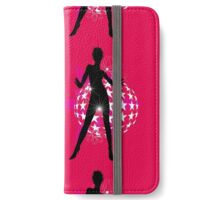 DiSCO WOman iPhone Wallet/Case/Skin