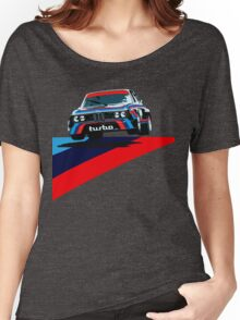 Retro Racing Women's Relaxed Fit T-Shirt