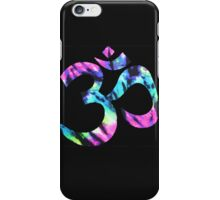 Ohm Tie Dye  iPhone Case/Skin
