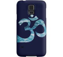 Ohm Ocean Blue Samsung Galaxy Case/Skin
