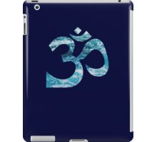 Ohm Ocean Blue iPad Case/Skin
