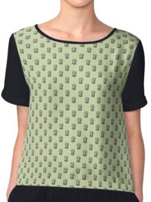 The Ten Dollar Founding Father Without a Father Chiffon Top