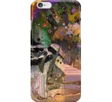 Syrene Abstract iPhone Case/Skin