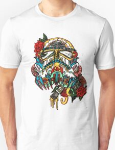 Storm Trooper Sugar Skull T-Shirt