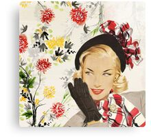 Feel Good Fashion & Living® by Marijke Verkerk Design Canvas Print