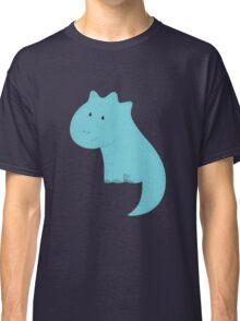 Cute cartoon dinosaur 1. Classic T-Shirt