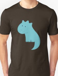 Cute cartoon dinosaur 1. Unisex T-Shirt