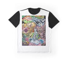 Symbio-Anthutrestaic Hyperial Conjunction Graphic T-Shirt