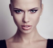 The Look by Yevgen Romanenko