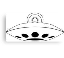 Air Supply - UFO Canvas Print