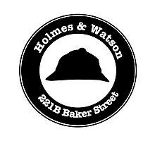 Holmes & Watson 221B by Apple77