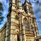 Westminster Abbey by Andrew Pounder