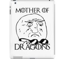 Game of Thrones - Mother of Dragons iPad Case/Skin