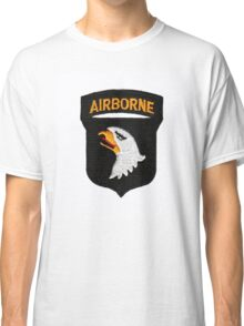 101st Airborne Patch -  iPad Case Classic T-Shirt