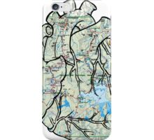 Heart to Travel iPhone Case/Skin