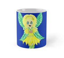 Krysanthe The Golden Flower Nymph Mug