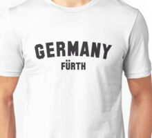 GERMANY FÜRTH Unisex T-Shirt