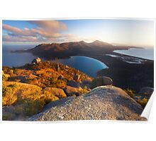 Wineglass Bay Poster