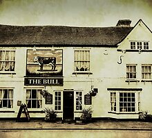 The Bull Pub Theydon Bois Essex by DavidHornchurch