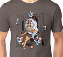 Toadonoke Hime Unisex T-Shirt