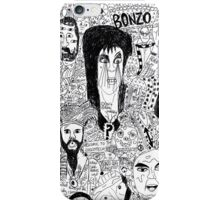 Elvira and the Gang iPhone Case/Skin