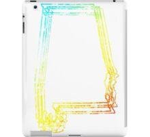 alabama chill blur iPad Case/Skin