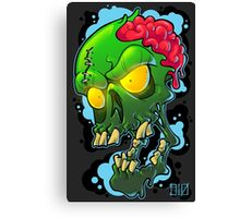 Dead Fred Canvas Print