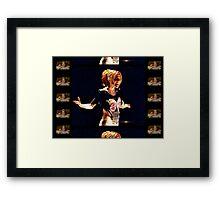 Buffy Anya Emma Caulfield 1 Framed Print