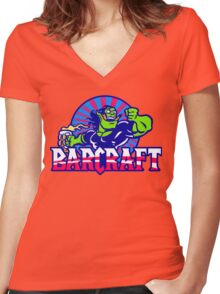 BarCraft Women's Fitted V-Neck T-Shirt
