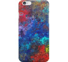 Untitled I - Silver iPhone Case/Skin