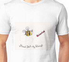 Please bee my valentine Unisex T-Shirt