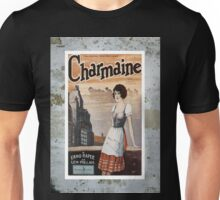 Charmaine Vintage Sheet Piano Music Unisex T-Shirt