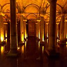 Basilica Cistern 2 by diggle