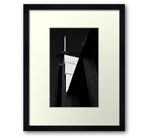 Architecture & Sky II Framed Print