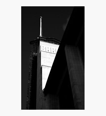 Architecture & Sky II Photographic Print