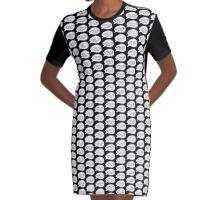 Total genius Graphic T-Shirt Dress