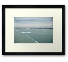 Just One More Day. . . Framed Print