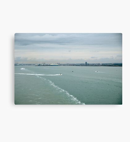 Just One More Day. . . Canvas Print