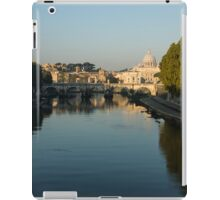 Good Morning, Rome! iPad Case/Skin