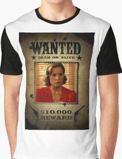 Buffy Anya Emma Caulfield 2 Wanted Graphic T-Shirt
