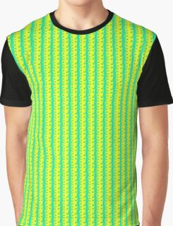 Festive Abstract Graphic T-Shirt