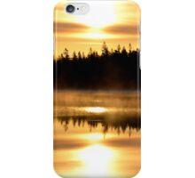 Atomic Sunrise iPhone Case/Skin