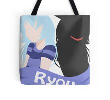 YuGiOh Hikaris and Yamis Bakura version Tote Bag