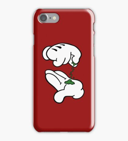 Mickey Hands Weed iPhone Case/Skin