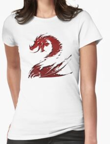 GW2 (Guild Wars 2) Icon Womens Fitted T-Shirt