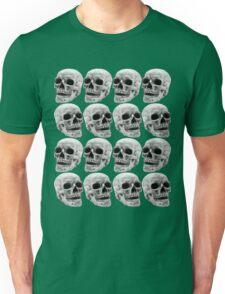 Skull Lines Unisex T-Shirt