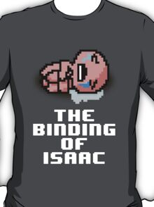 Binding of Isaac (Rebirth) - pixelated T-Shirt