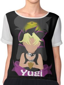 YuGiOh Hikaris and Yamis Yugi version Chiffon Top