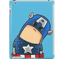 captain america iPad Case/Skin
