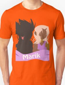 YuGiOh Hikaris and Yamis Marik version Unisex T-Shirt